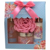 Set SPA  200 ml - POPPY ROSE, CREATIVES COLORS