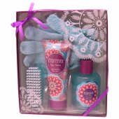 Set SPA 4 piese FIGGY PUDDING, FESTIVE