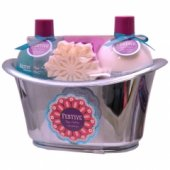 Set SPA 4 piese FIGGY PUDDING, CREATIVE PERFUMES