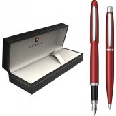 Set Sheaffer stilou + pix VFM Excessive Red NT