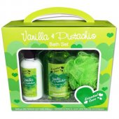 Set SPA Pistachio & Vanilla mini, ESSENCIAL CARE
